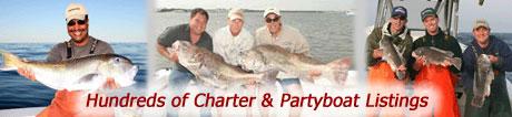 Charter Fishing Directory